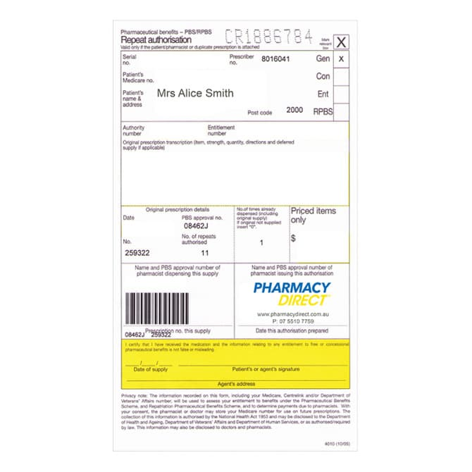 Cavstat 10mg Tablets 30