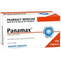 Panamax 100 Tablets