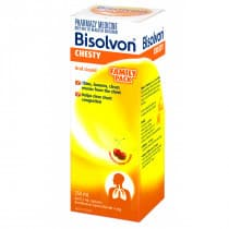 Bisolvon Chesty Cough Liquid 250ml