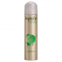 Impulse Body Spray Aerosol Deodorant Illusions 75ml