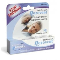 Nozovent Anti Snoring Device Medium
