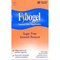 Fybogel Smooth Orange Sachets 30