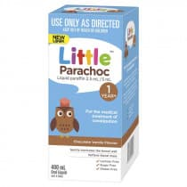 Little Parachoc Oral Liquid 400ml