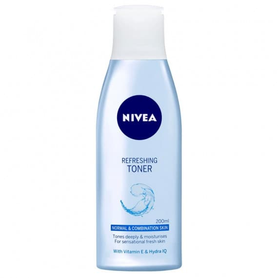 Nivea Daily Essentials Refreshing Face Toner 200ml