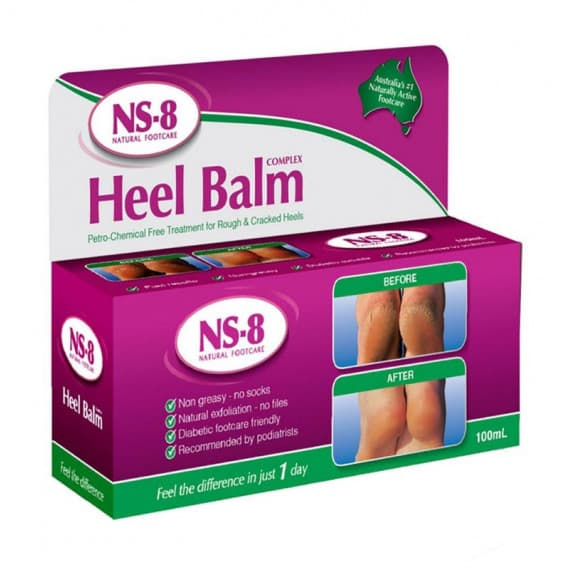 Nutri-Synergy NS-8 Heel Balm Complex 100ml