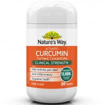 Natures Way Activated Curcumin 30 Tablets