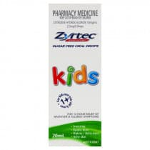 Zyrtec Kids Oral Drops 20ml
