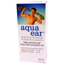 Aquaear Drops 35ml