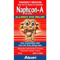 Naphcon A Allergy Eyes 15ml