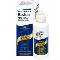 Boston Simplus Multiaction Solution 120ml