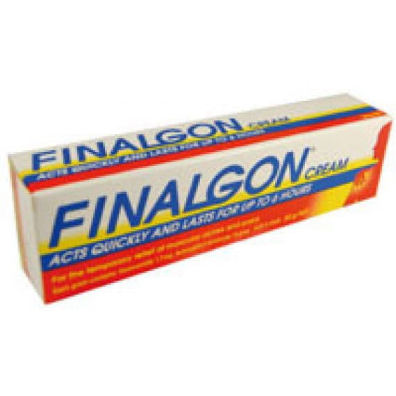 Finalgon Cream 50g