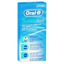 Oral-B Superfloss 50 Pack