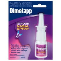 Dimetapp Nasal Spray 20ml
