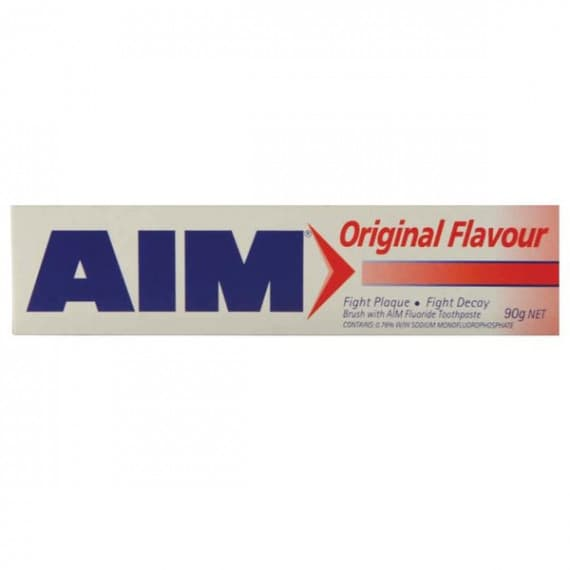 Aim Toothpaste Original 90g
