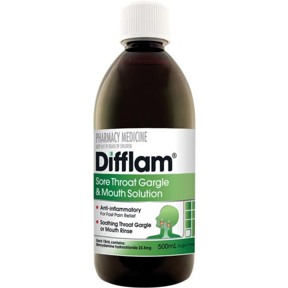 Difflam Solution 500ml