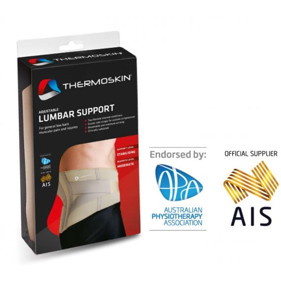 Thermoskin Back Support Small Bone 83213
