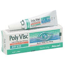 Poly Visc Eye Ointment 3.5g
