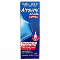 Atrovent Nasal Spray Forte 15ml