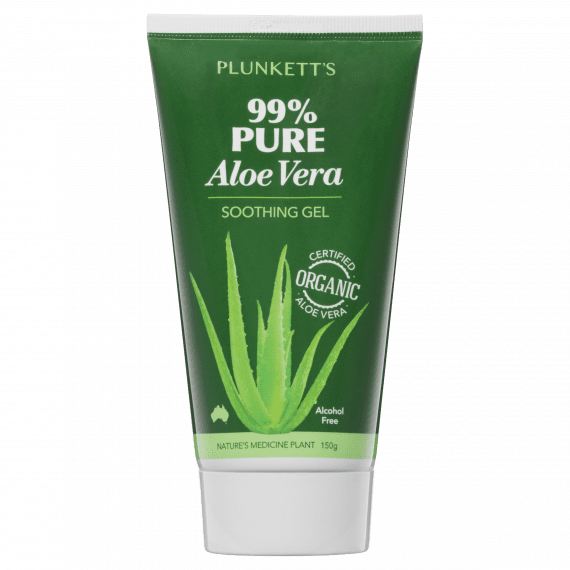 Plunketts Aloe Vera Soothing & Cooling After Sun Gel 150g