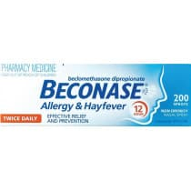 Beconase Allergy & Hayfever 12 Hour Nasal Spray 200 Sprays