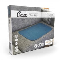 Conni Chair Pad Large 51 X 61cm Teal Blue