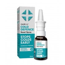 Mundicare Cold Defence Nasal Spray 20ml