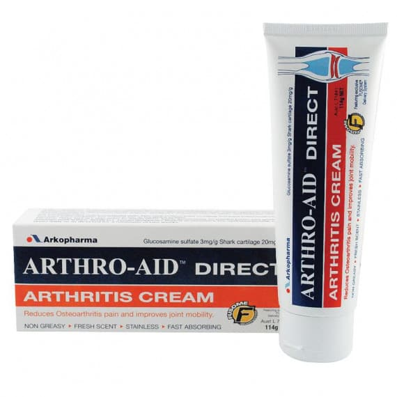Arthro Aid Direct Cream 114gm