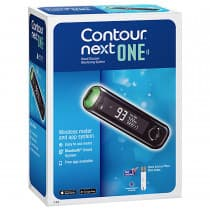 Contour Next One Blood Glucose Monitor