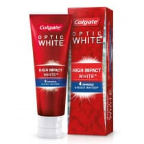 Colgate Optic White High Impact White Toothpaste 85g