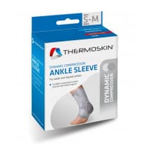 Thermoskin Dynamic Compression Ankle Sleeve S-M