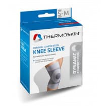 Thermoskin Dynamic Compression Knee Sleeve S-M
