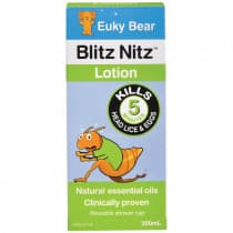 Euky Bear Blitz Nitz Lotion 200ml