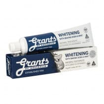 Grants of Australia Whitening Toothpaste 110g