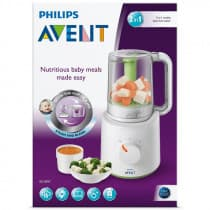 Avent 2-in-1 Health Baby Food Maker