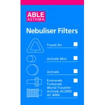 Able Actineb Filter 4 Pack