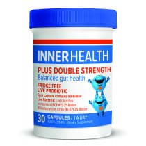 Inner Health Plus Double Strength 30 Capsules