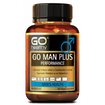 Go Healthy Go Man Plus Performance 60 Capsules