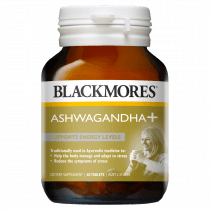 Blackmores Ashwagandha + 60 Tablets