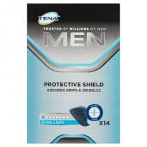 Tena Men Protective Shield Level 0 14 Pack