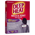Deep Heat Neck & Joint Patches 2 Pack