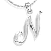 B-Jewel GCP N Stainless Steel Pendant