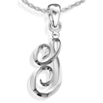 B-Jewel GCP I Stainless Steel Pendant
