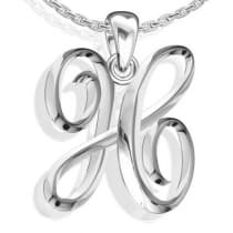 B-Jewel GCP H Stainless Steel Pendant