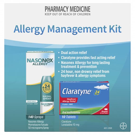 Allergy Management Kit