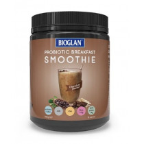 Bioglan Probiotic Breakfast Smoothie Chocolate 500g