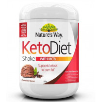 Natures Way Keto Diet Shake Chocolate 300g