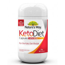 Natures Way Keto Diet 60 Capsules