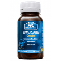 Nutrition Care Bowel Cleanse Chewable 60 Tablets