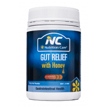 Nutrition Care Gut Relief With Honey 150g