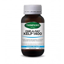 Thompsons One-A-Day Kelp 1400 120 Tablets